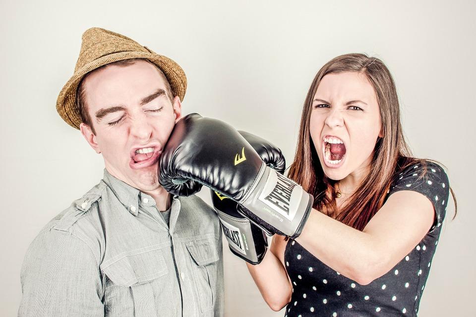 Argumento bloxing gloves