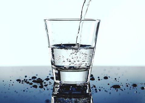 Wasser healthy