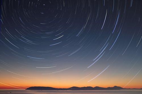 Sternennacht zoom background