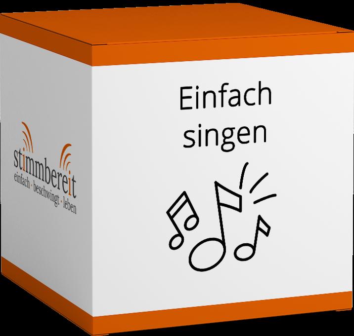 Einfach singen-stimmbereit-Sigrid-Haas